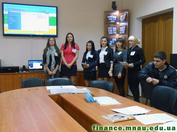 Відкриті пари для студентів обліково-фінансового факультету з дисципліни Фінанси.